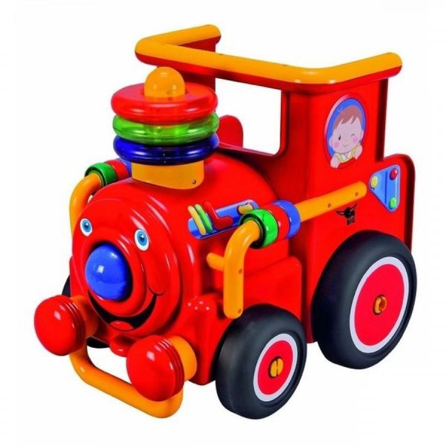 Игрушка-ходунки «Мой собственный локомотив» Big (132696)