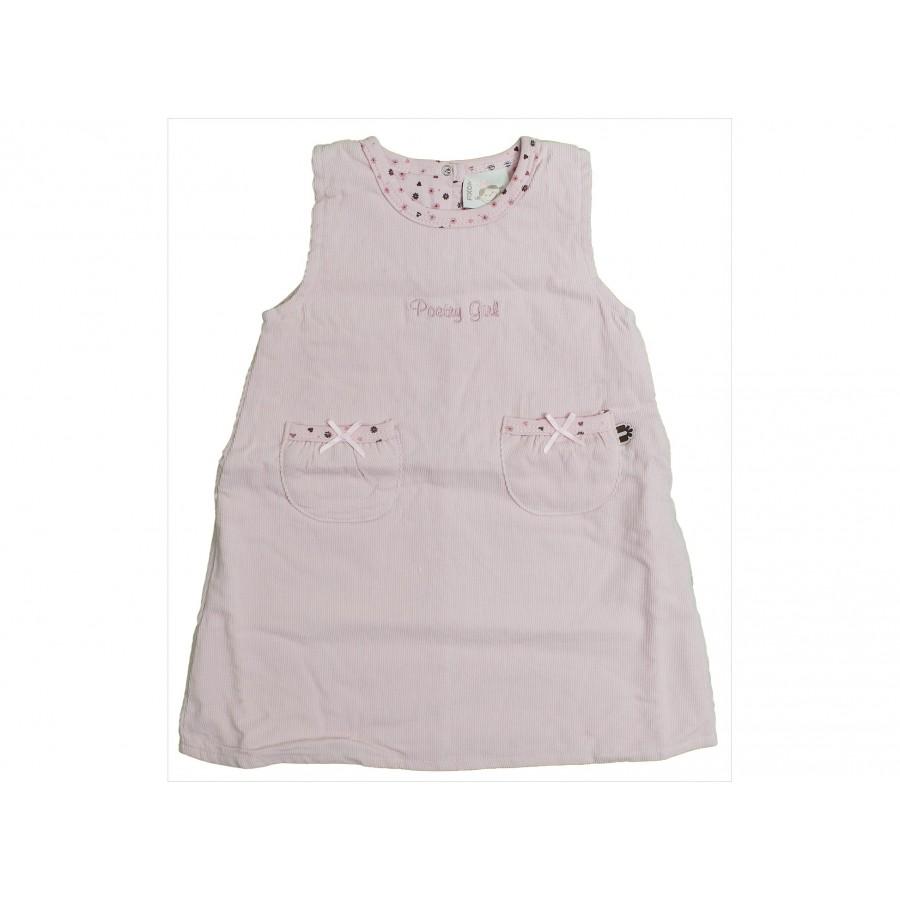 Вельветовое платье (685321)