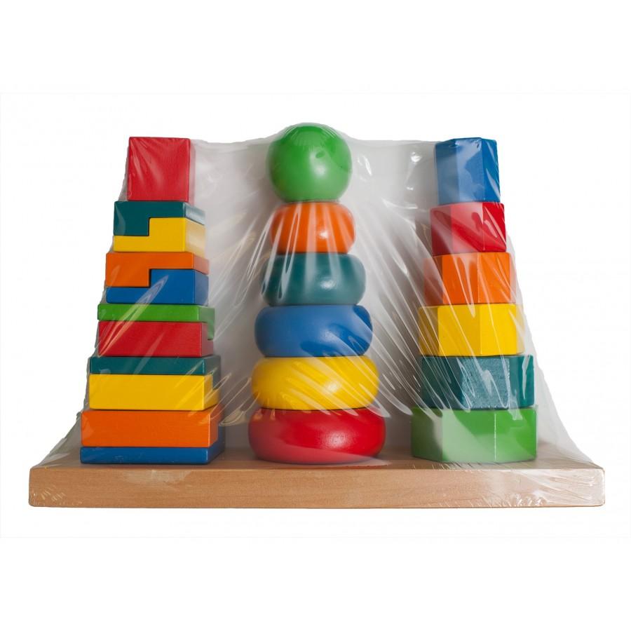 Игрушка Пирамидки  Baby-Walz (108469)