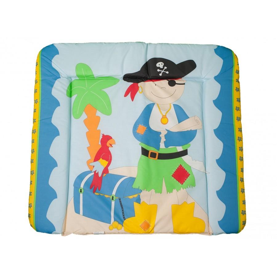 Комплект матрасик для пеленания и подвесной органайзер «Пират Пит»  roba (642568)