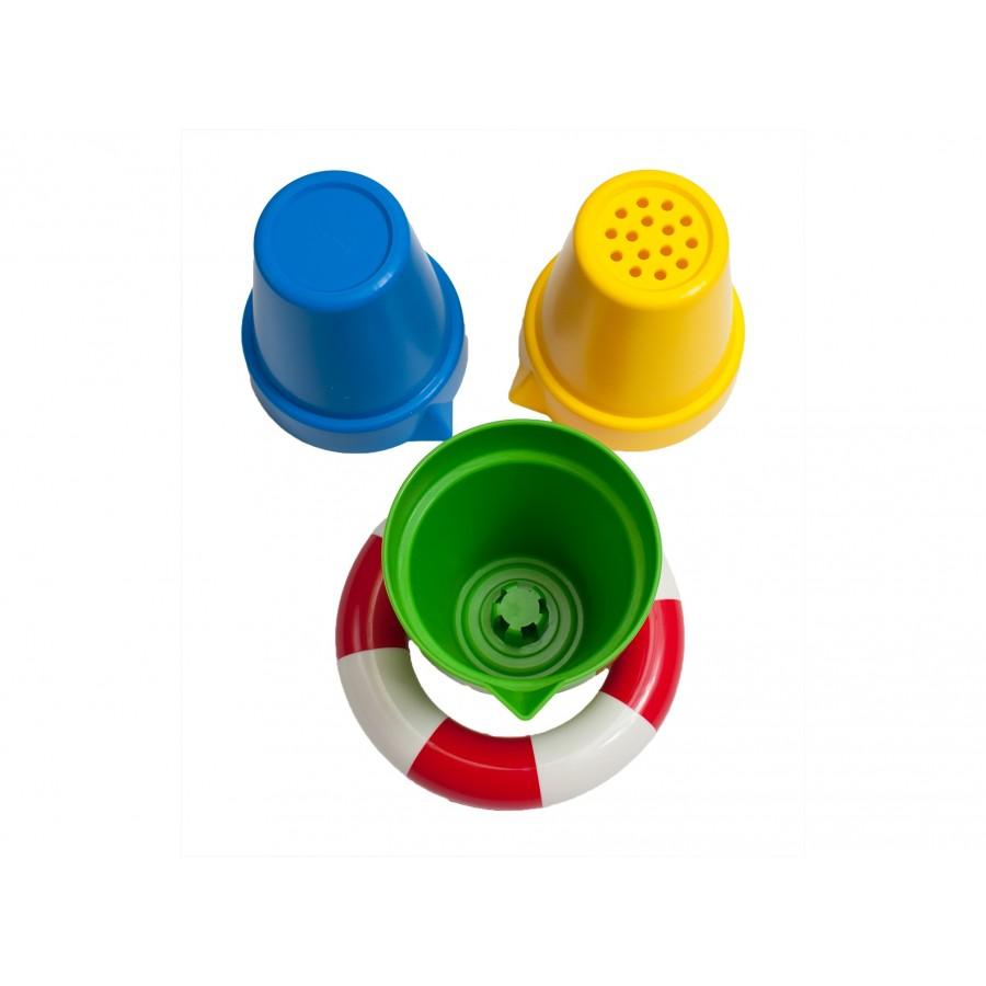 Игрушки для купания, от 12 мес  MiniSteps (121555)