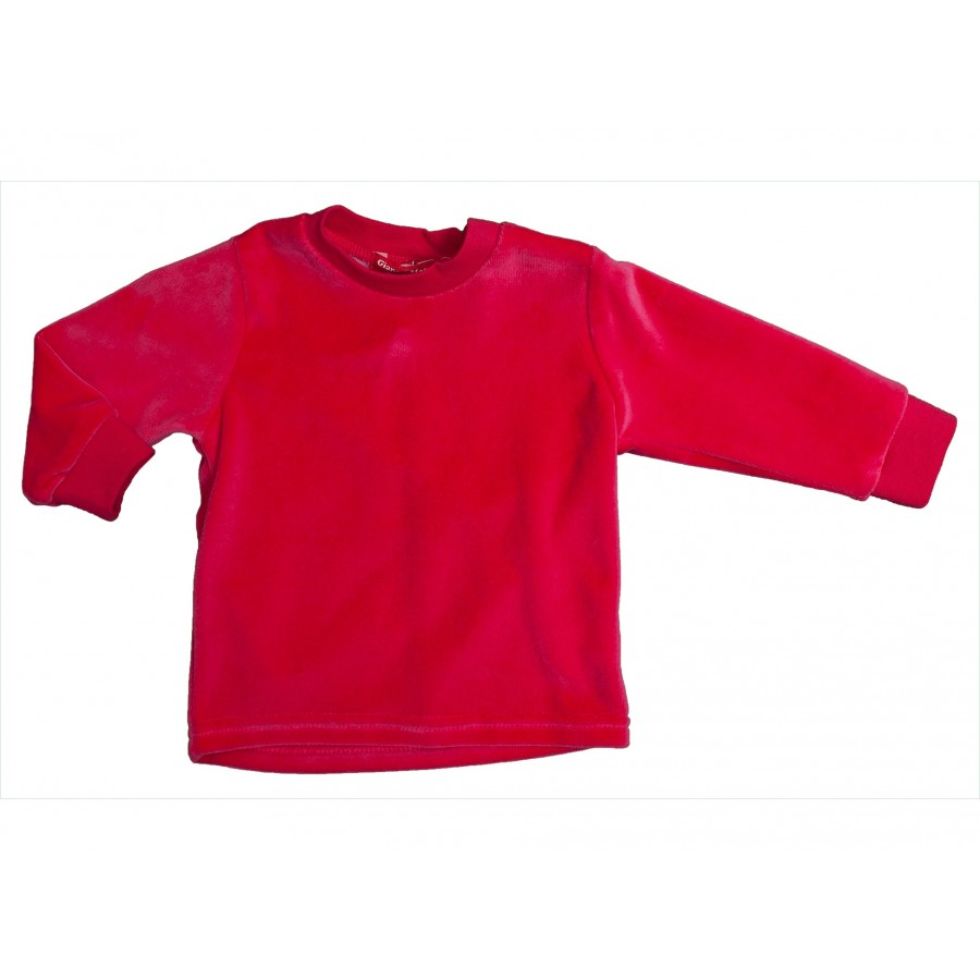 Пуловер велюр (673226)