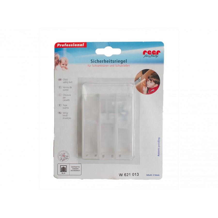 Защита от защемления пальцев, прямоугольная, 3 шт  Reer (621013)