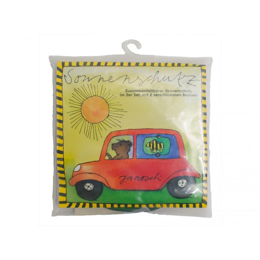 Экраны солнцезащитные для автомобиля 4 шт  Janosch (116373)