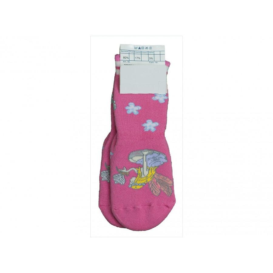 Утепленные носки с нескользящей подошвой (688738)