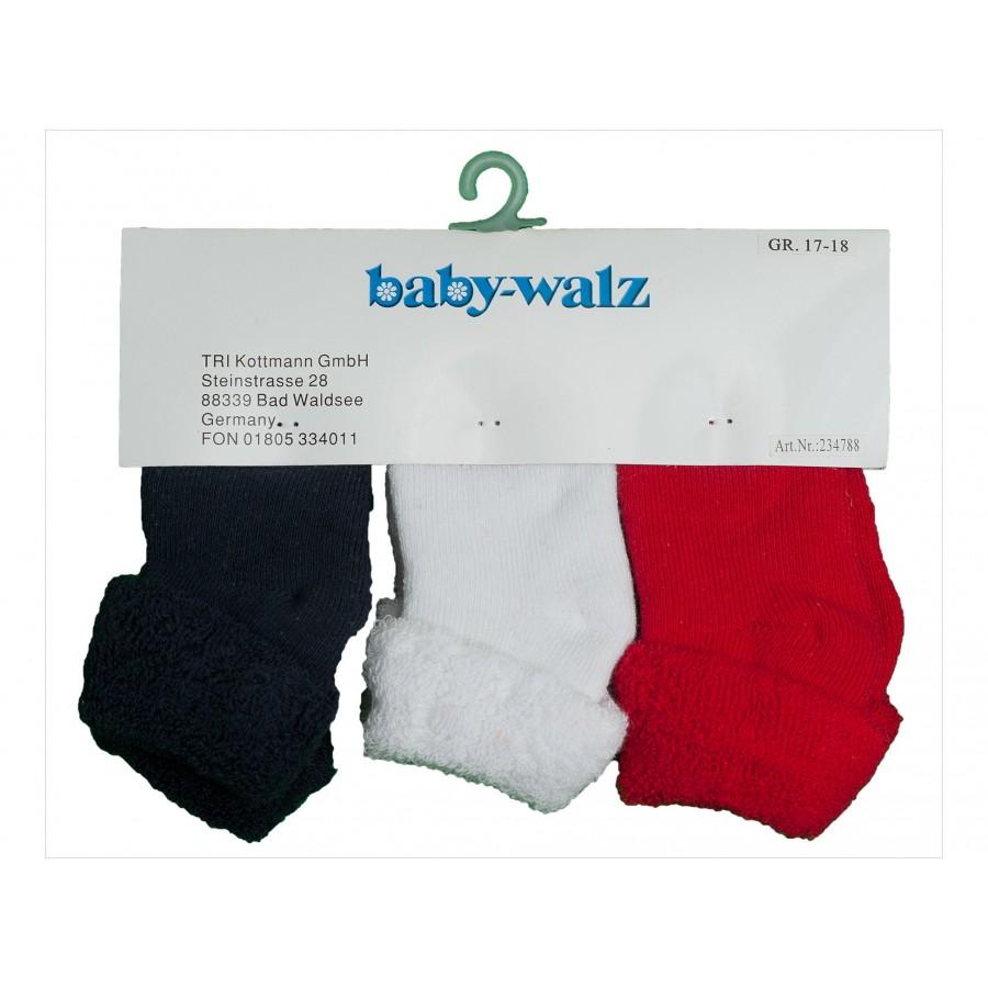 Утепленные носки 3 пары (234788)