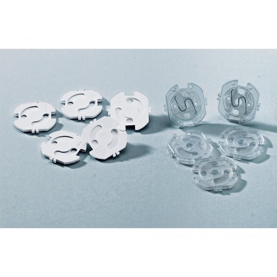 Защита на розетки Reer (заглушка), прозрачные, 20 шт (268062)