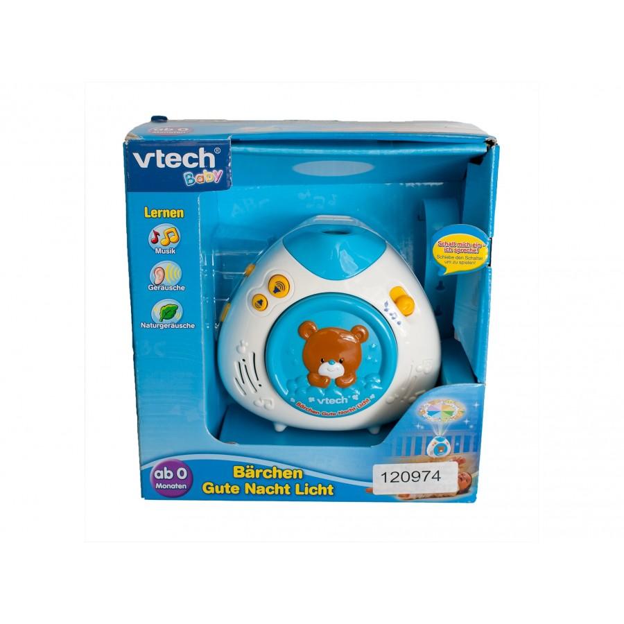 Ночник-проектор музыкальный  Vtech (120974)