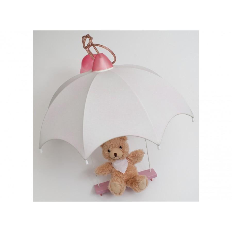 Светильник подвесной «Медвежонок на качелях» Waldi (105320)