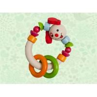 Кольцо-погремушка «Собачка»  Baby-Walz (643653)