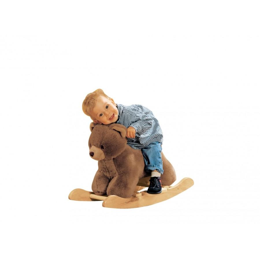Игрушка медведь-качалка  Baby-Walz (260274)
