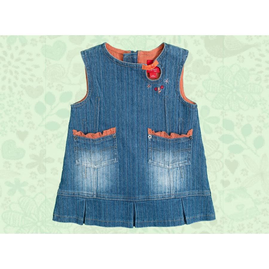Платье джинсовое (653322)