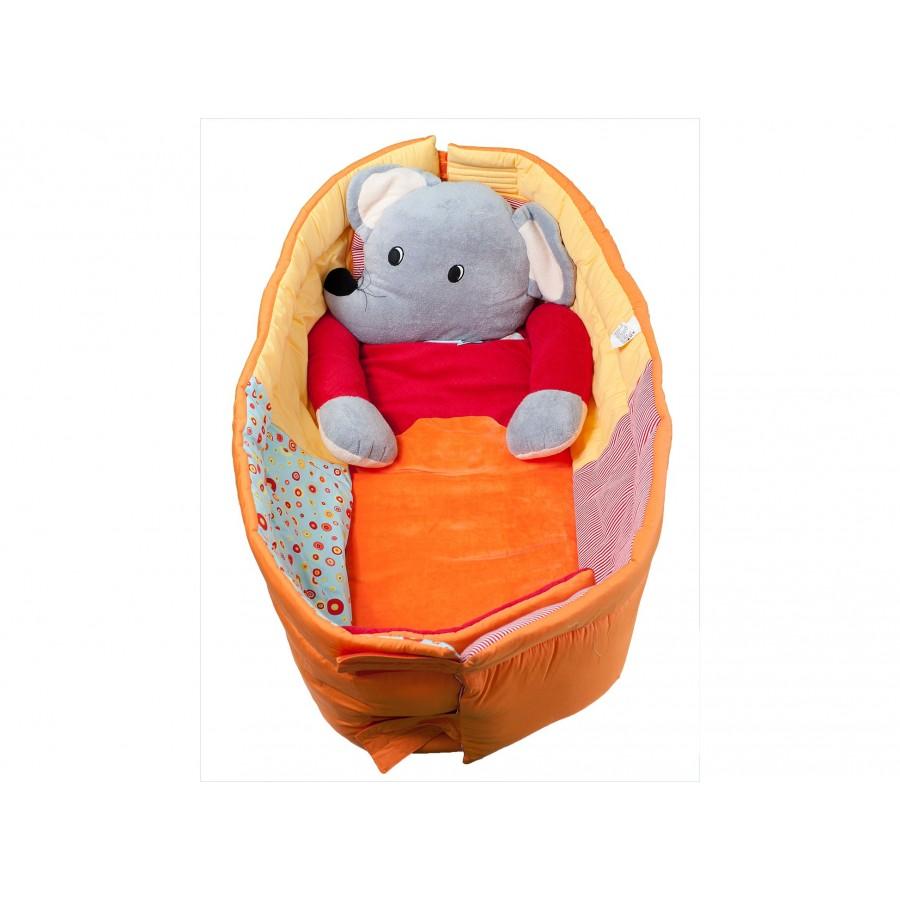 Одеяло для игры трансформер «Мышонок»  Sterntaler (628255)