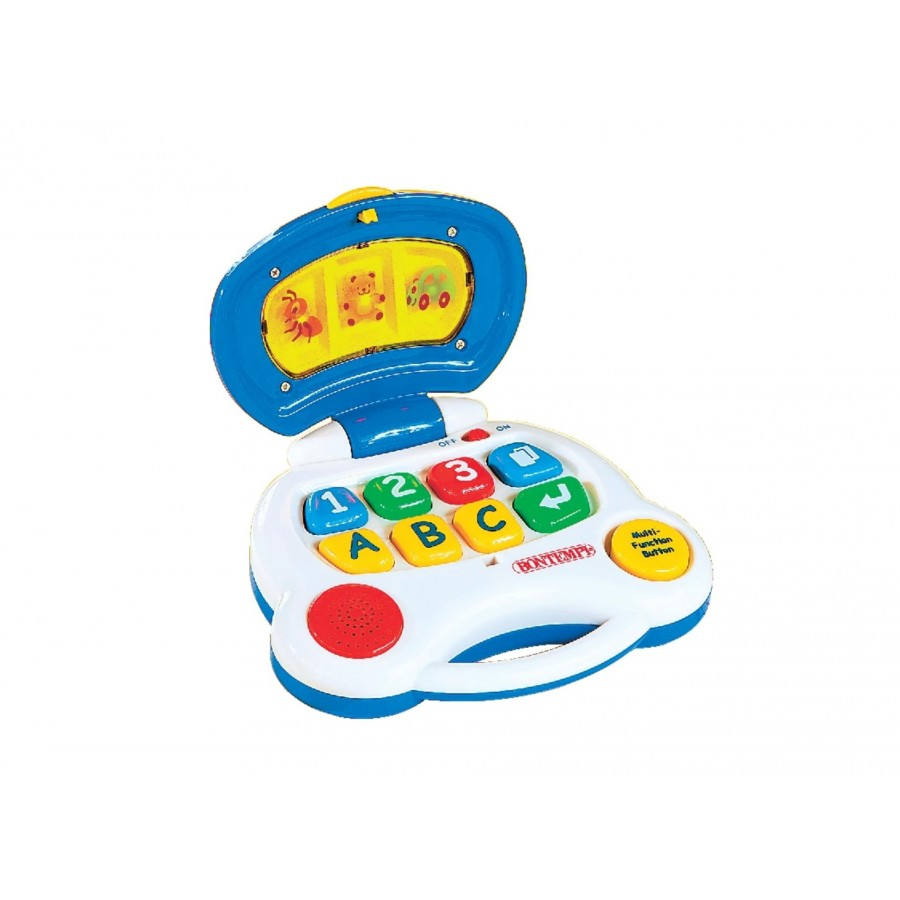 Развивающая игрушка Лэптоп  Bontempi (613312)