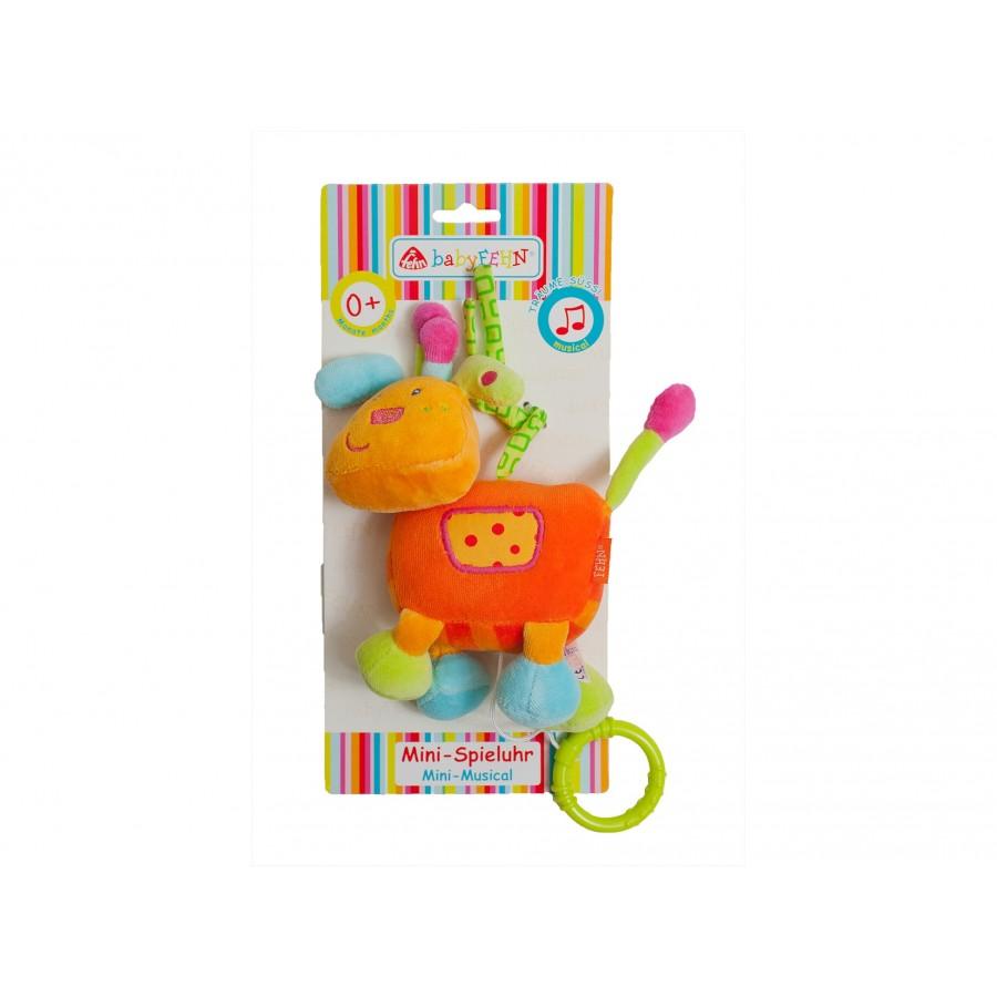 Музыкальная игрушка «Моя собачка»  babyFehn (122615)