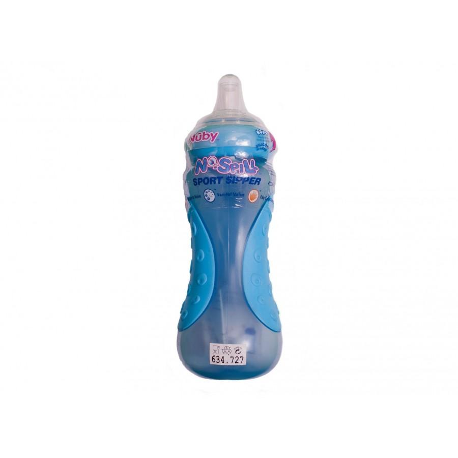 Бутылочка для кормления Nuby 415 мл (634727)