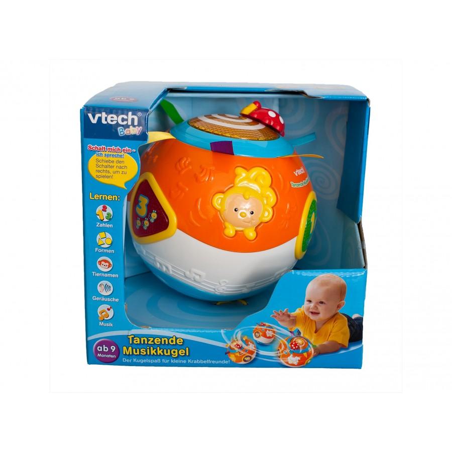Развивающая звуковая игрушка «Электронный шар»  Vtech (109350)