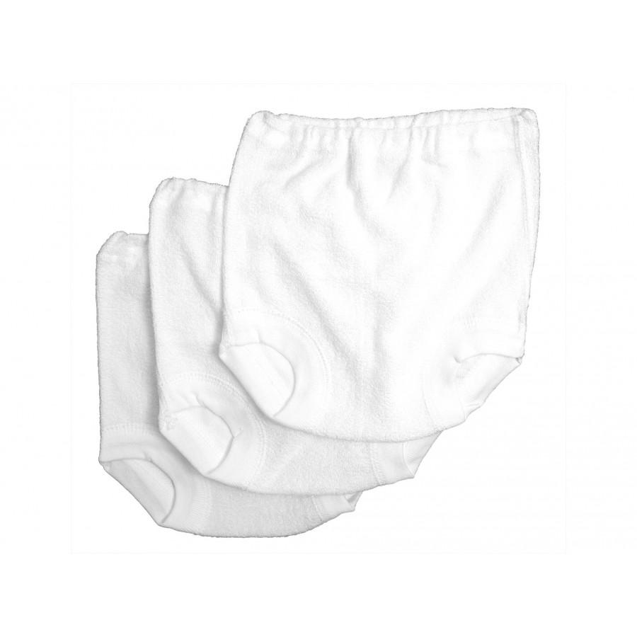 Штанишки махровые, упаковка 3 шт (110540)