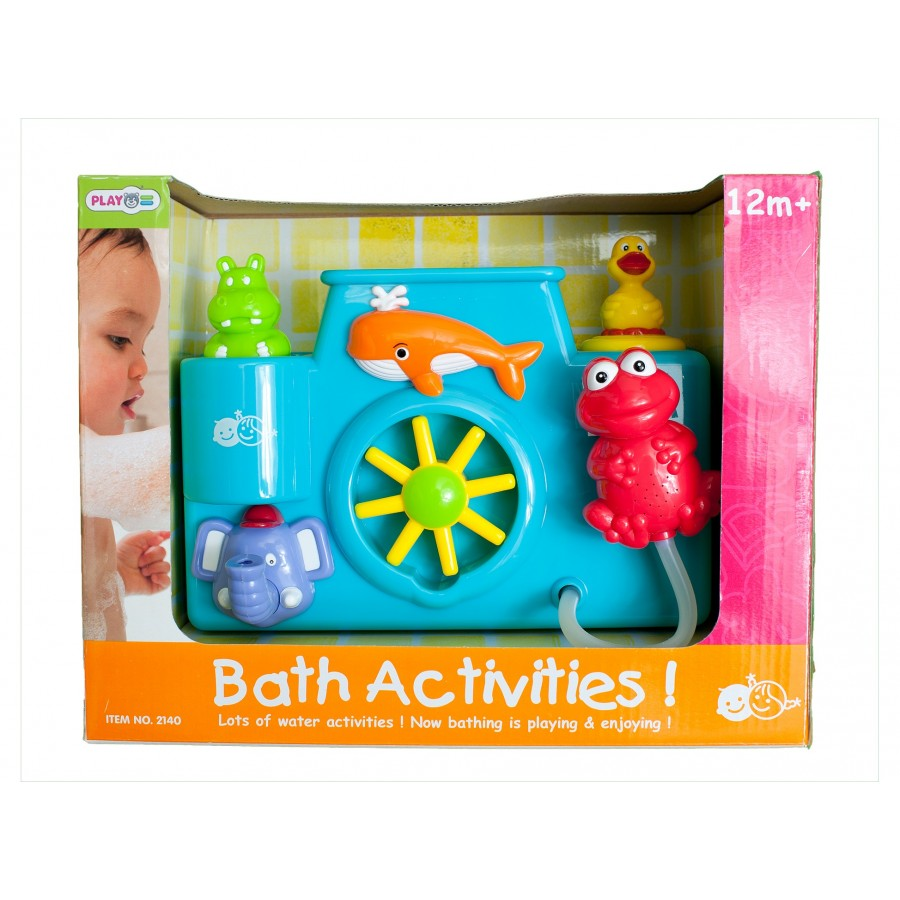 Игрушка для ванной развивающая, от 12 мес.  Play Go (644714)