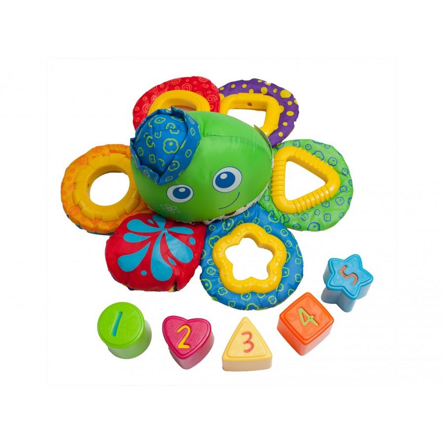 Развивающая игрушка «Осьминог»  Baby-Walz (644331)