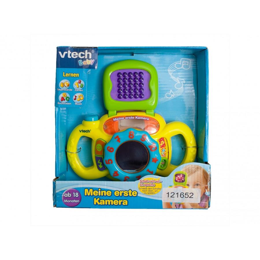 Игрушка «Моя первая камера»  Vtech (121652)