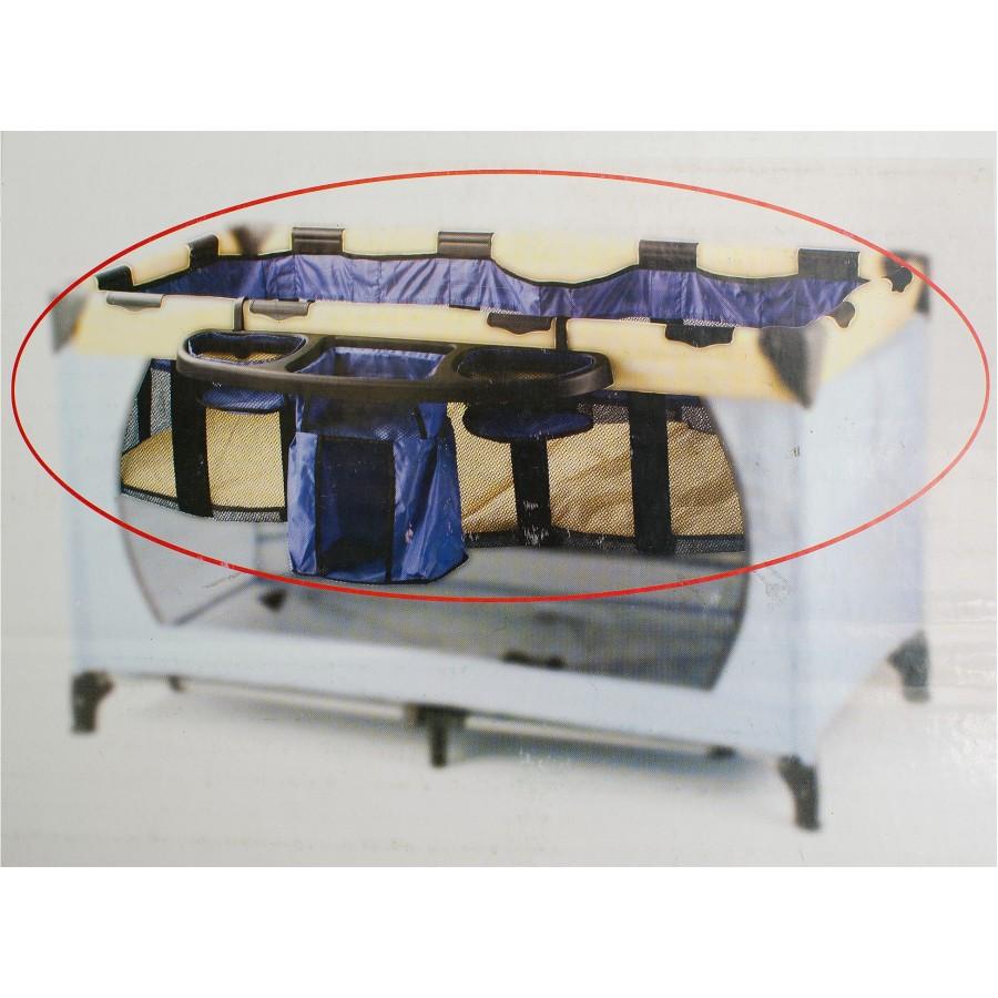 Навесная кроватка для манежа  Hauck (645338)