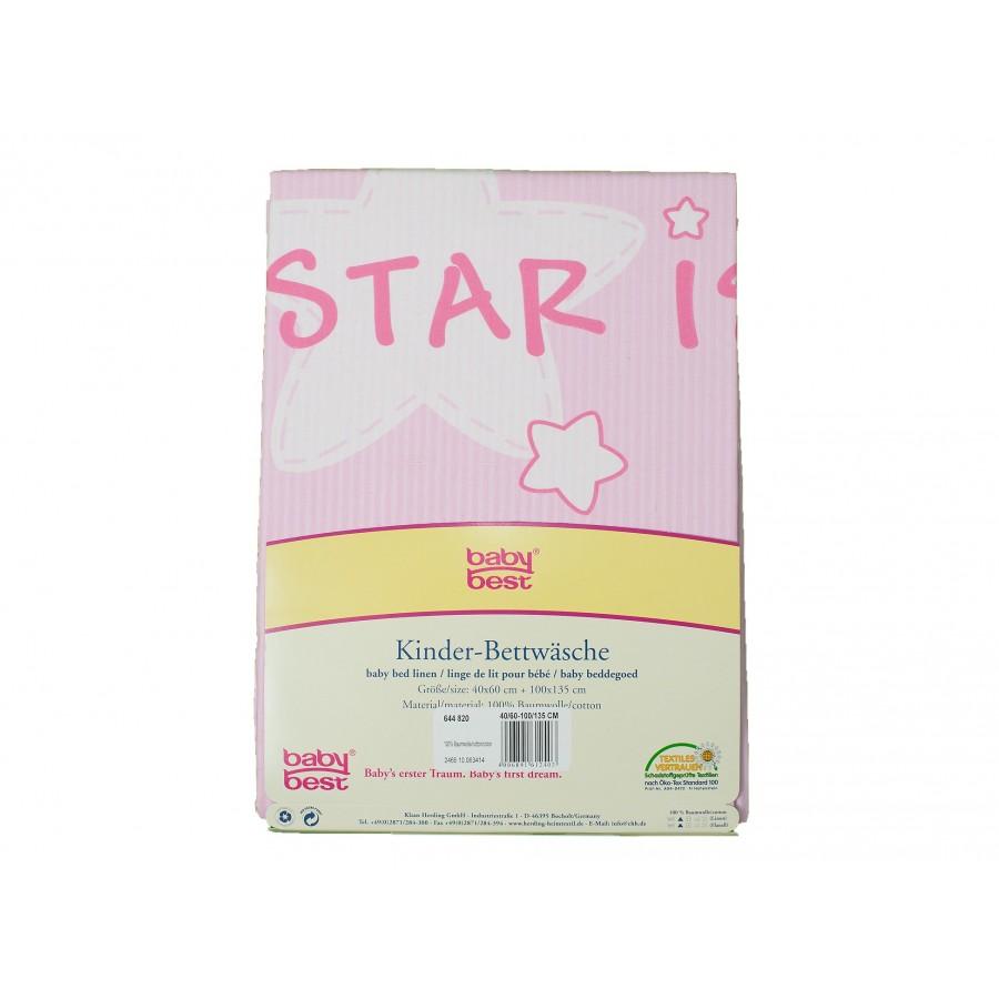 Комплект постельного белья «Моя звездочка»  baby best (644820)