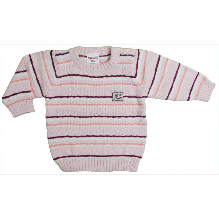 Вязаный пуловер (251963)