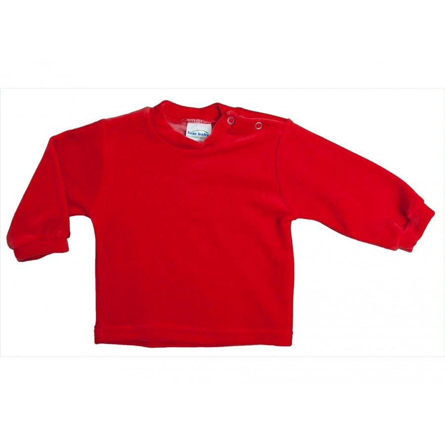Пуловер велюр (100951)