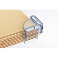 Защита на углы Reer прозрачные, 6 шт (620343)