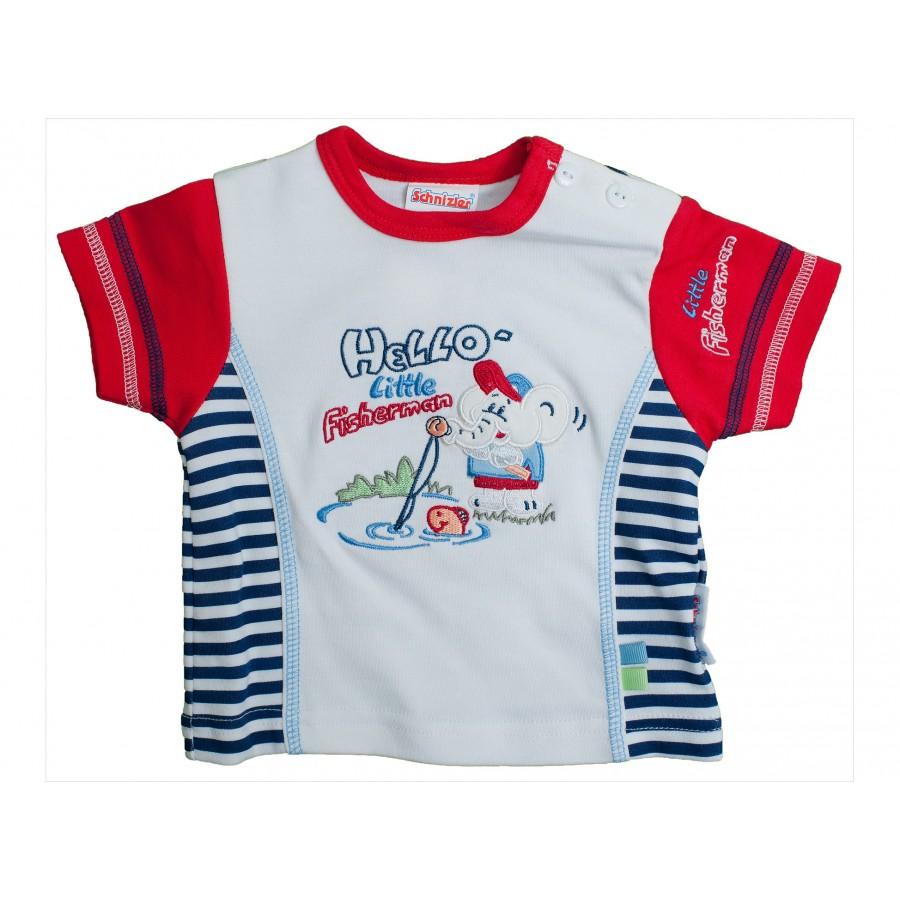 Комплект (футболка, шорты) (686514)