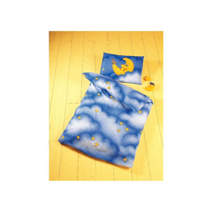 Комплект постельного белья «Облака»  Baby love (277150)