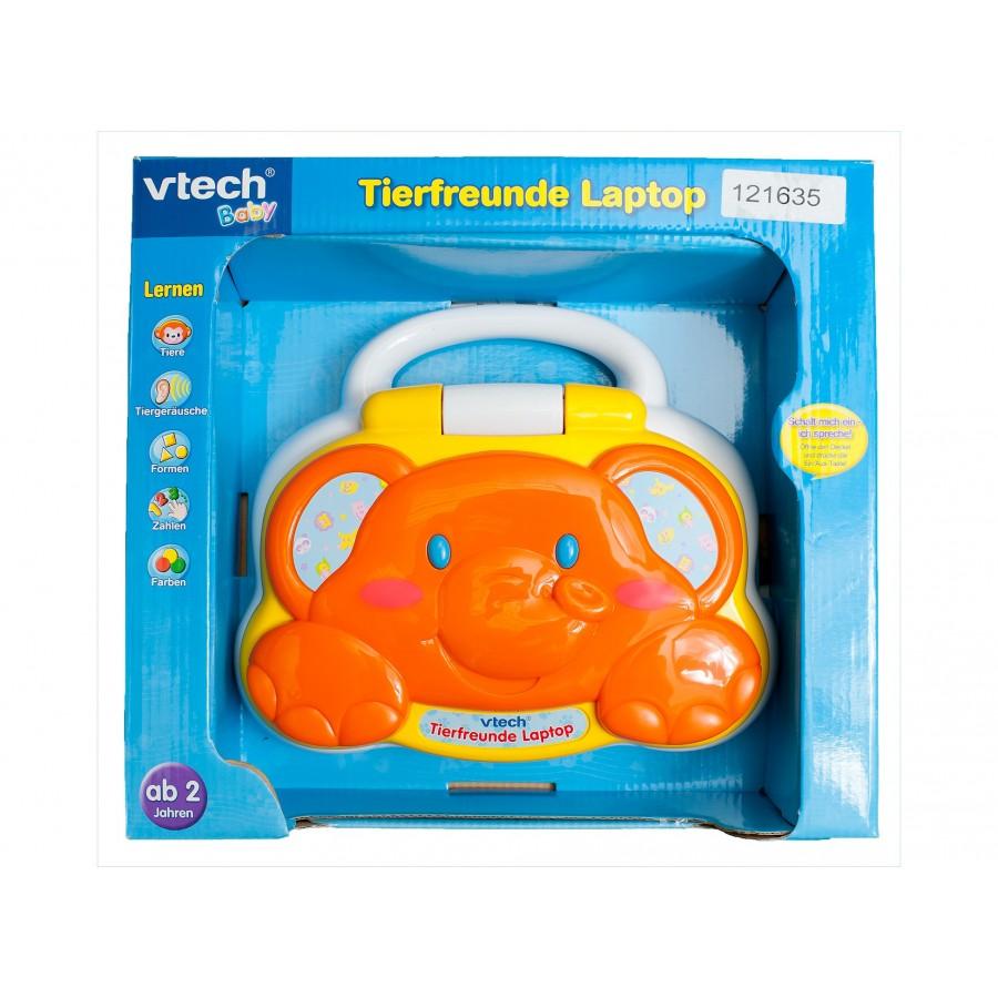 Игрушка ноутбук «Друзья зверюшки»  vTech (121635)
