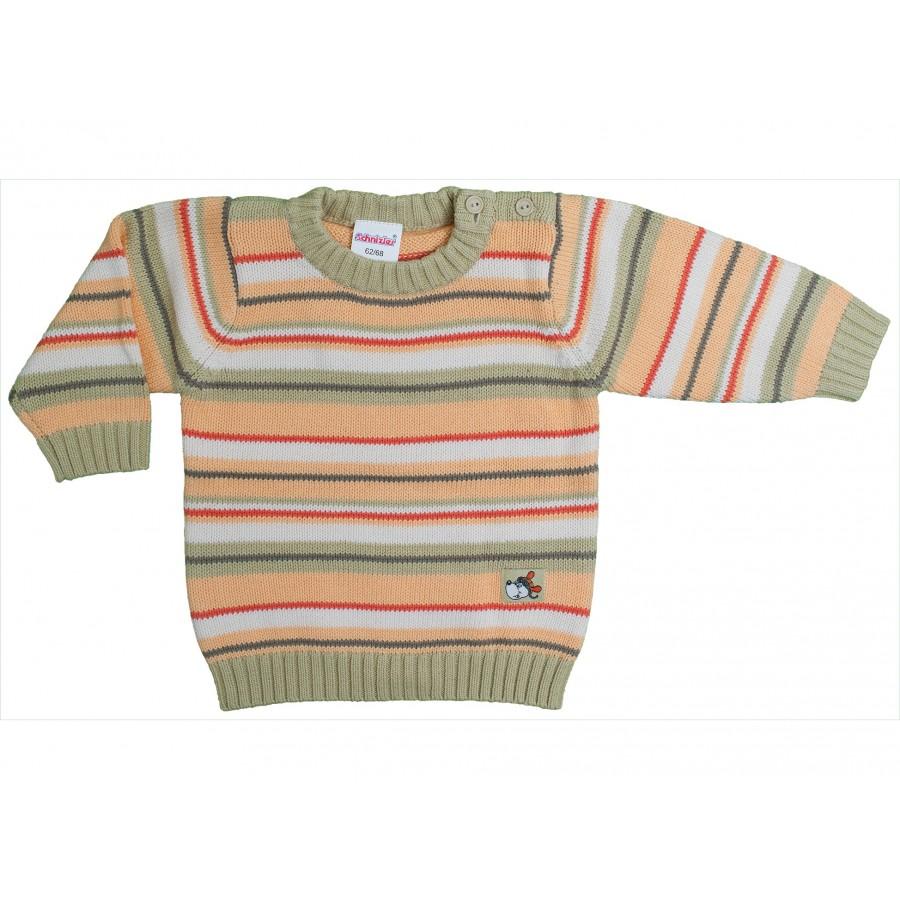Вязаный пуловер (251955)