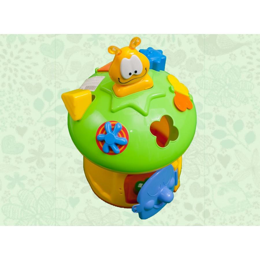 Музыкальная обучающая игрушка «Гриб»  Baby-Walz (124138)