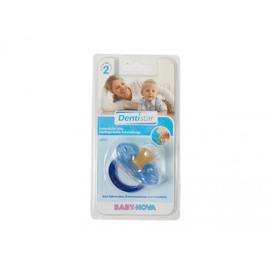 """Соска для детишек с зубками """"Dentistar"""" (637181)"""