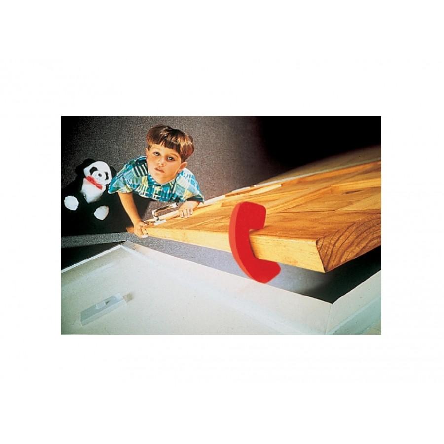 Ограничитель для дверей от защемления пальцев  Baby-Walz (478725)