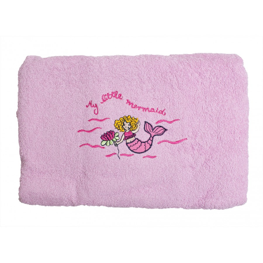 Пончо для ванной «Маленькая Русалочка»  Woerner  (686956)