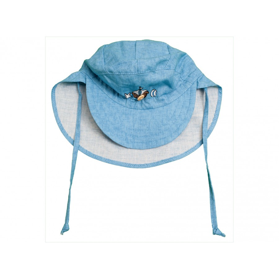 Джинсовая кепка (656410)