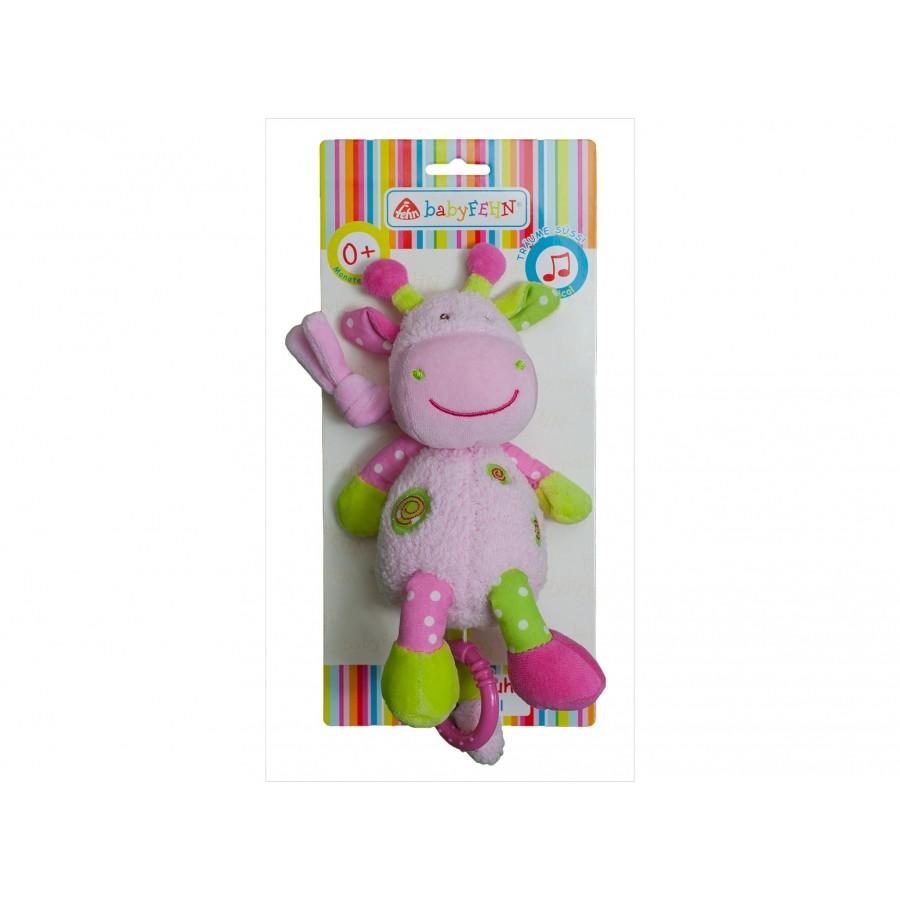 Музыкальная игрушка «Жираф»  babyFehn (109309)