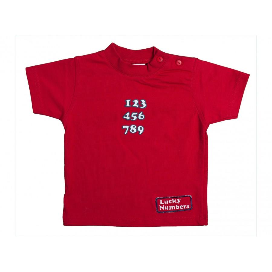 """Футболка """"Lucky numbers"""" (655112)"""