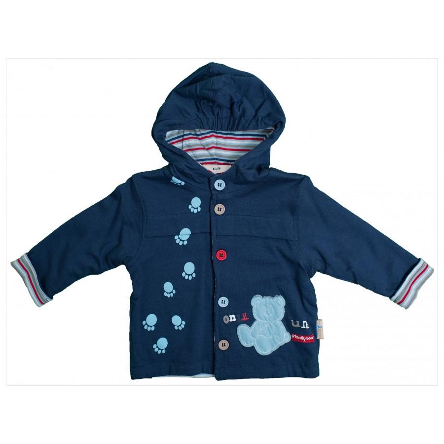 Куртка с капюшоном (684562)