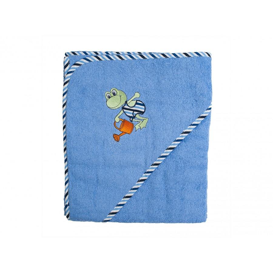 Полотенце-халат «Лягушонок»  Frottee latz (678015)